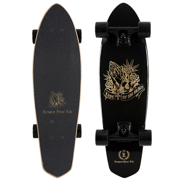 로그 테크니컬 LTD 우드 크루져 컴플릿  #ZL480600 / 7.5×27 LOG(LIFE OF GRACE) TECHNICAL LTD CRUISER G009 PRAY GOLD