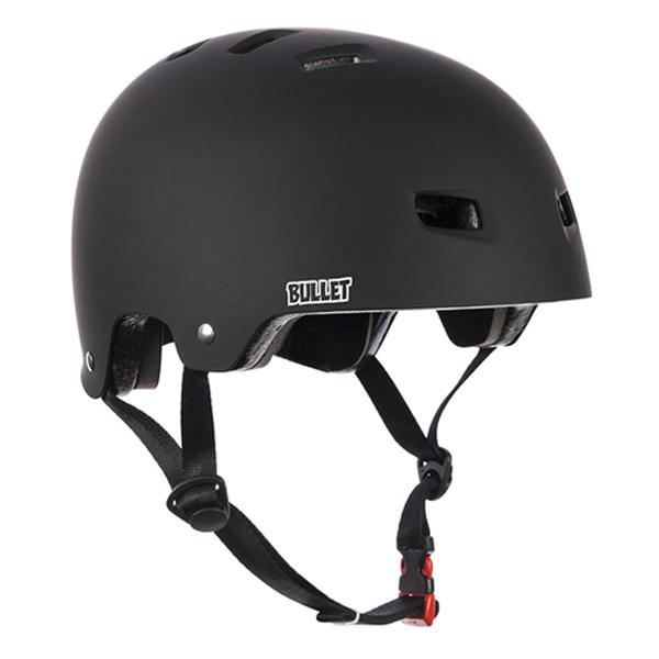 불릿 헬멧  / BULLET DELUXE HELMET MATT BLACK