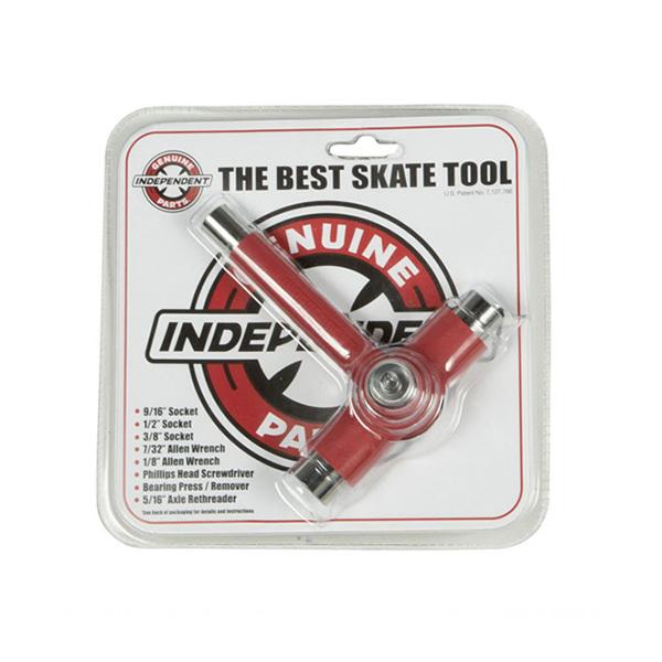 인디펜던트 스케이트 툴  # / INDEPENDENT THE BEST SKATE TOOL RED