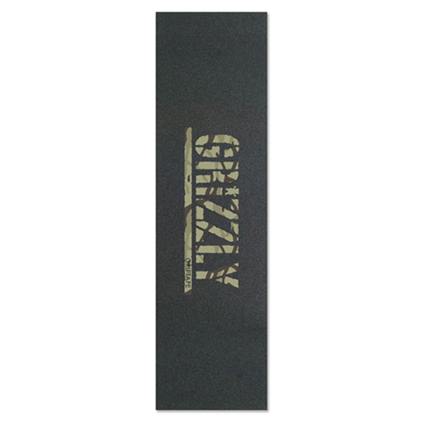 그리즐리 스케이트 그립테이프 / GRIZZLY STAMP PRINT GRIP CAMO