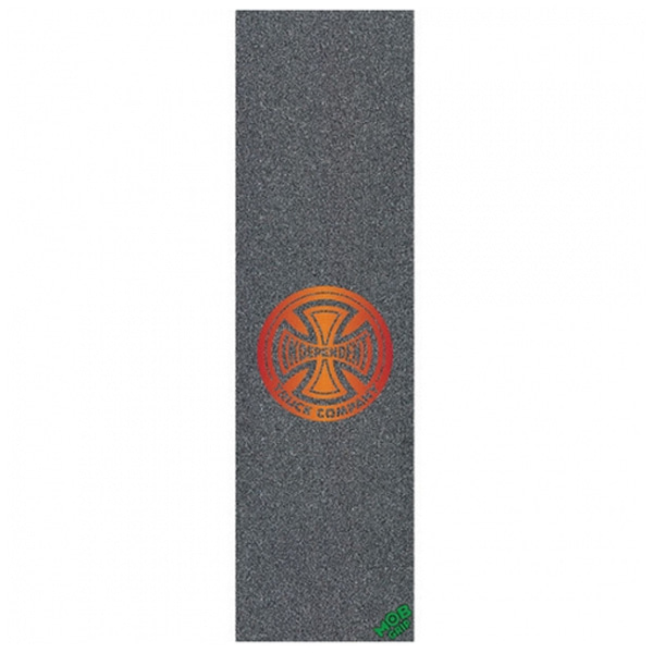 엠오비/몹 스케이트 그립테이프 / MOB INDEPENDENT FOUNTAIN ASSORTED ORANGE GRIP TAPE 9""