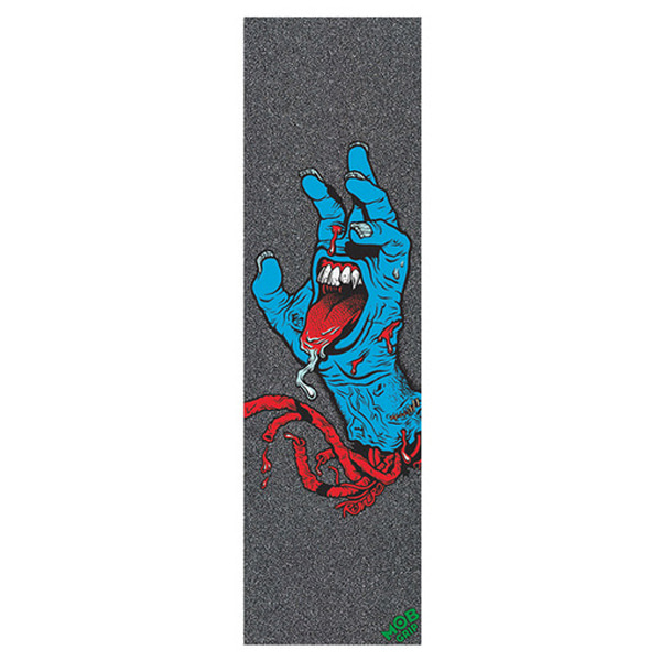 엠오비/몹 스케이트 그립테이프 / MOB SANTA CRUZ GRIP ROMERO HAND SHEET