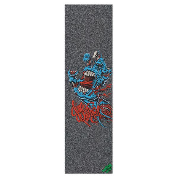 엠오비/몹 스케이트 그립테이프 / MOB SANTA CRUZ GRIP TAYLOR HAND SHEET