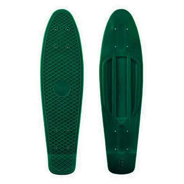 페니/패니 크루저보드 데크 22인치  #ZPN808GR / 22IN PENNY ORIGINAL 6IN X 22IN DECK BOTTLE GREEN