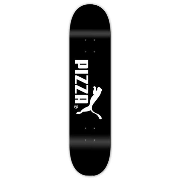 피자 스케이트 데크 조립용 상판 / 8 PIZZA PIZZA CAT DECK