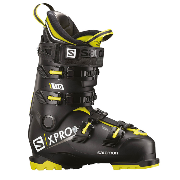 살로몬 스키 부츠 X 프로 110 #0SA806B4 1819 SALOMON X PRO 110 BK/ACID GREE 100-106 L40551100