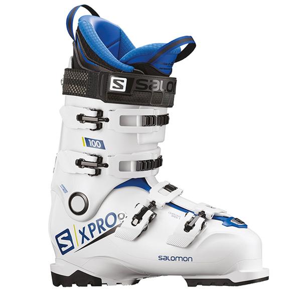 살로몬 스키 부츠 X 프로 100 #0SA807W2 1819 SALOMON X PRO 100 WH/RACEBLUE 100-106 L40551300