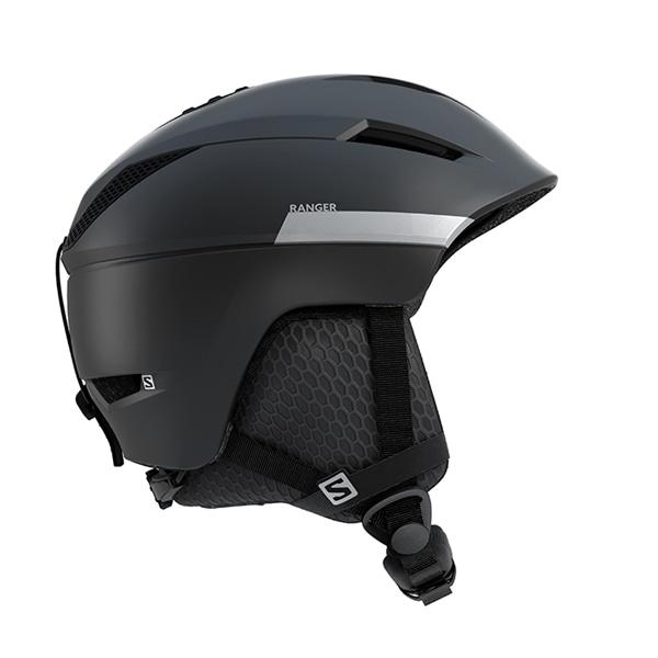 살로몬 스키 헬멧 레인저2 #FSA804BK / MIPS BLACK 1819 SALOMON RANGER2 MIPS BLACK
