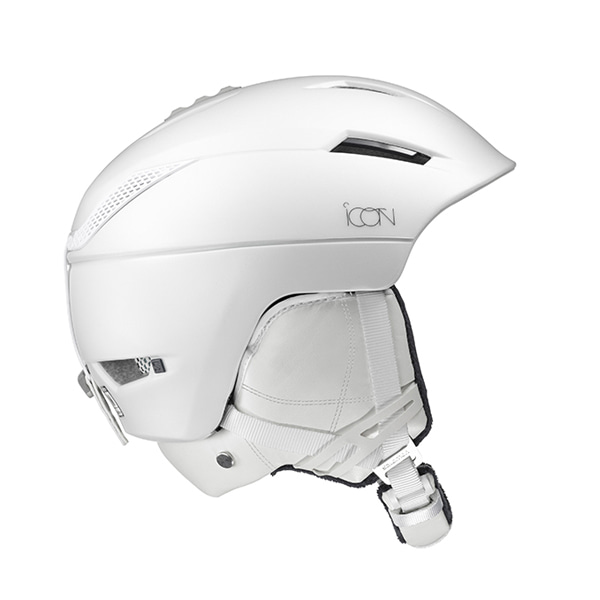 살로몬 여성 스키 헬멧 아이콘2 #FSA808WH / C.AIR WHITE 1819 SALOMON WMS ICON2 C.AIR WHITE