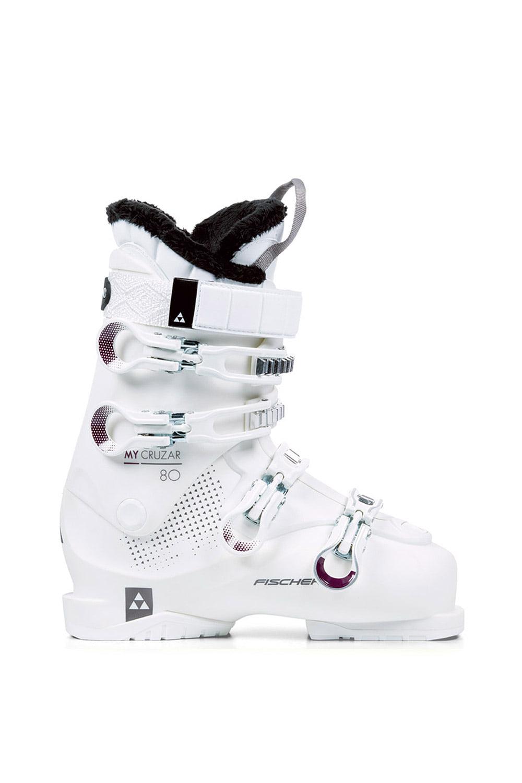 피셔 여성 스키 부츠 마이크루저 80 1920 FISCHER WMS MY CRUZAR 80 PBV_WHITE/WHITE/WHITE_B6F4902WH