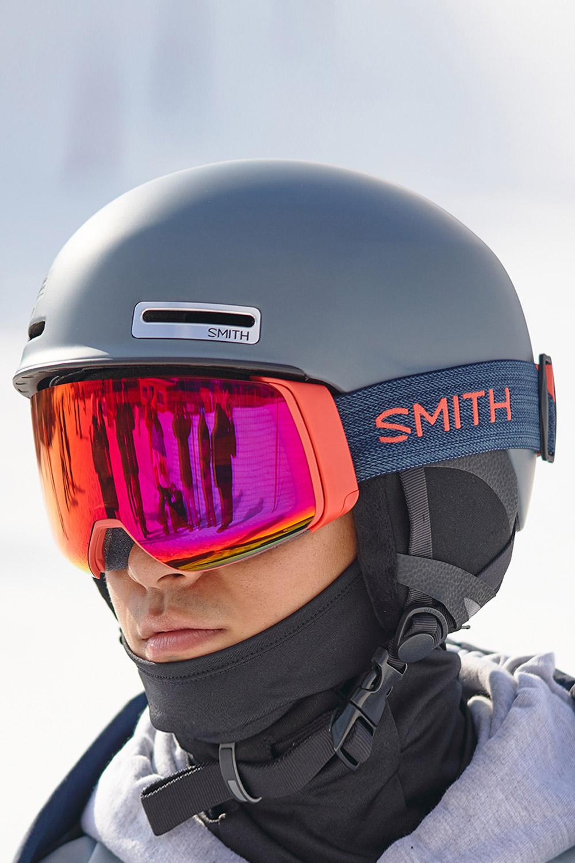 2021 스미스 헬멧 메이즈  2021 SMITH MAZE_MATTE CHARCOAL_아시안핏/남녀공용_DFSM009CH