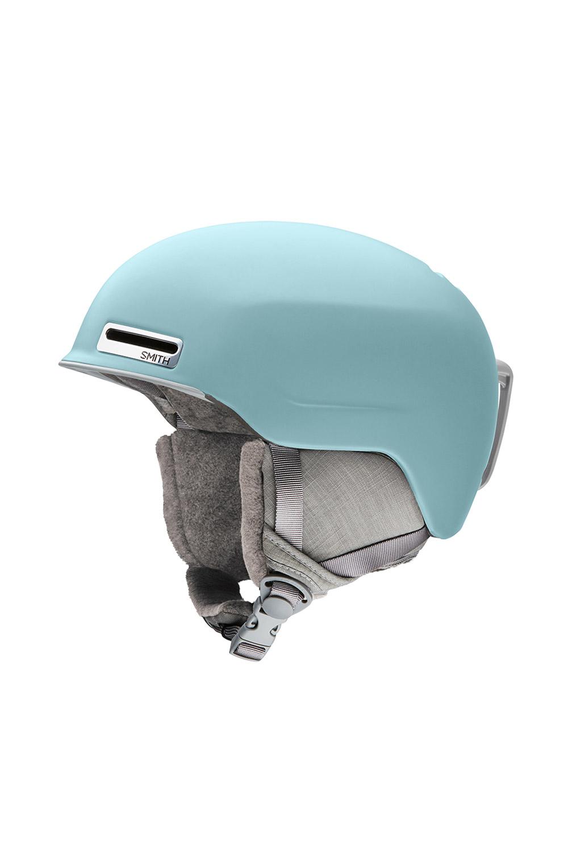 2021 스미스 헬멧 얼루어  2021 SMITH WMS ALLURE_MATTE POLAR BLUE_아시안핏/여성용_DFSM013BU