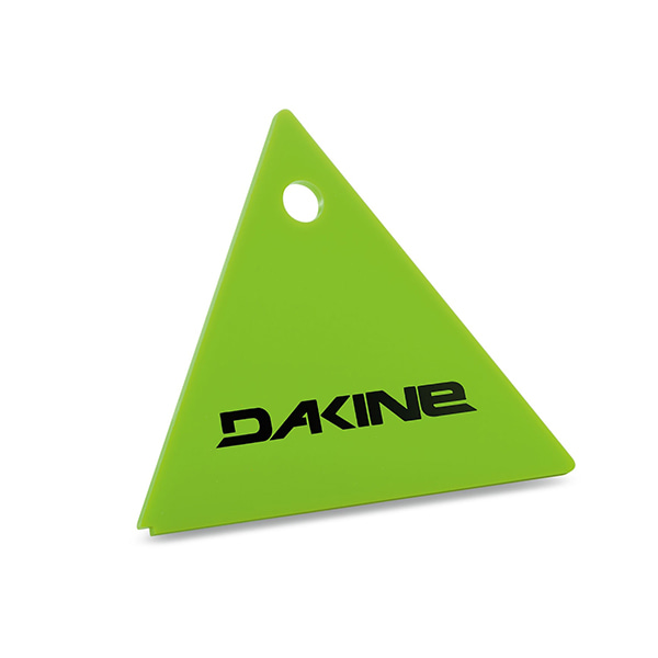 다카인 왁싱 스크래퍼 #HD2710GR / GREEN 1718 DAKINE TRIANGLE SCRAPER