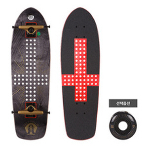 ALIEN WORKSHOP</BR><B>[ũ����� ���ø�] </B>279331 AW AWS HOLY ROLLER CRUISER <BR><font color=acacac>8.5 _</FONT>