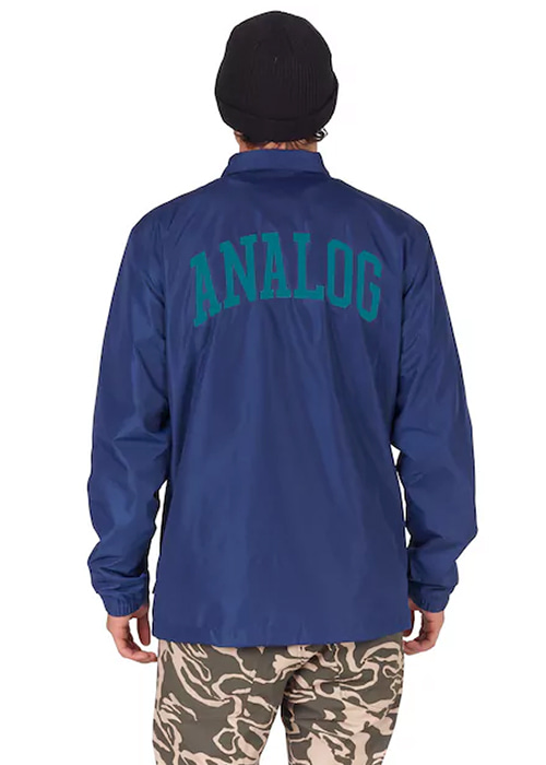 아날로그 여성 캠프톤 코치자켓 #RA4701DM / DEFLATE GATE ANALOG WS CAMPTON COACHES JACKET