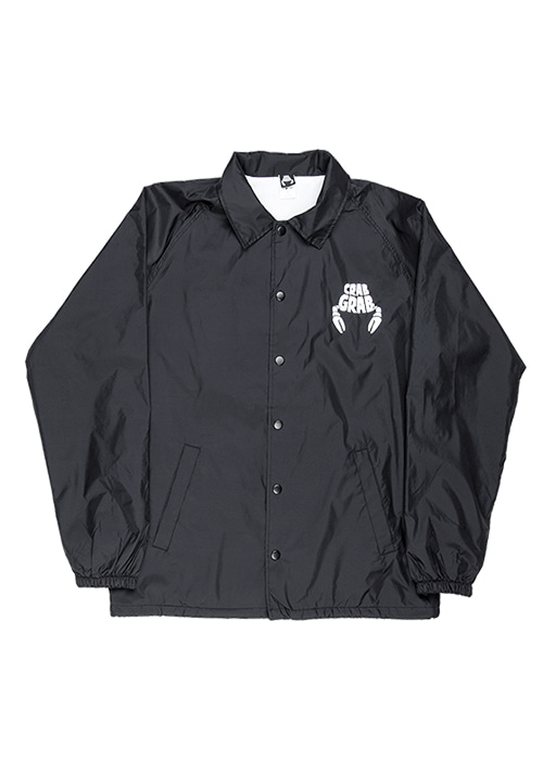 크랩그랩 크랩 코치자켓 #RC6701BK / BLACK CRABGRAB COACH CRAB JACKET