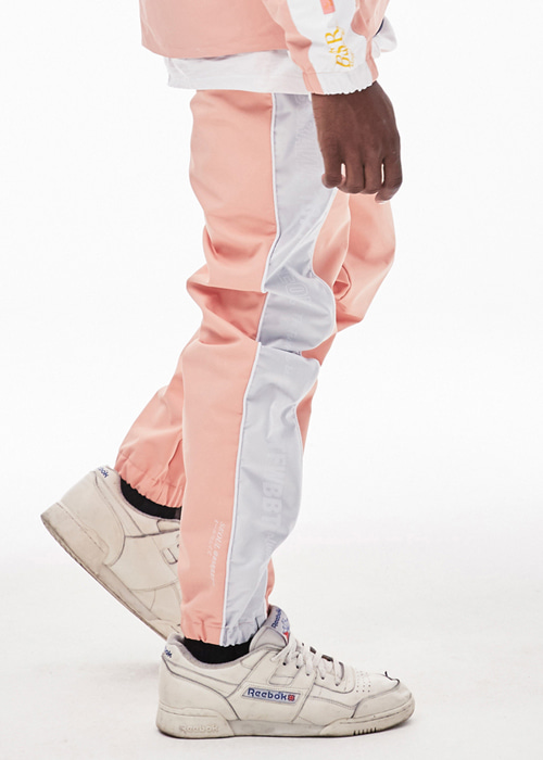 비에스래빗 여성 보드복 조거 팬츠 #9BS801PK / PINK 1819 BSRABBIT BSR WATERPROOF JOGGER PANTS
