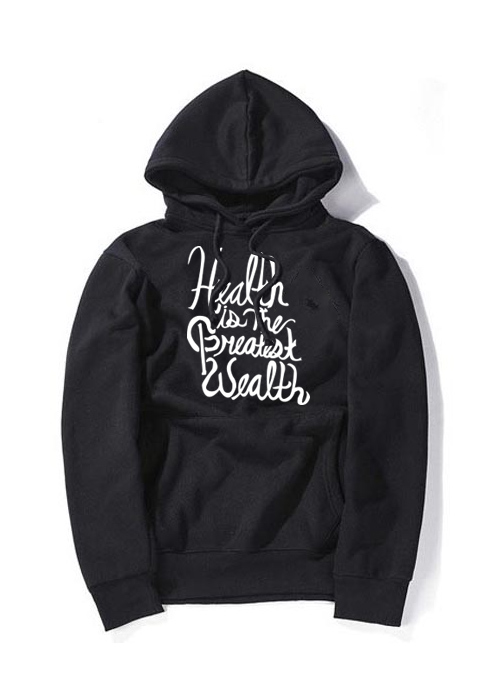 지비피/GBP 헬스 후드/후디 #RGB602BK / BLACK *made in USA GBP HEALTH HOODIE