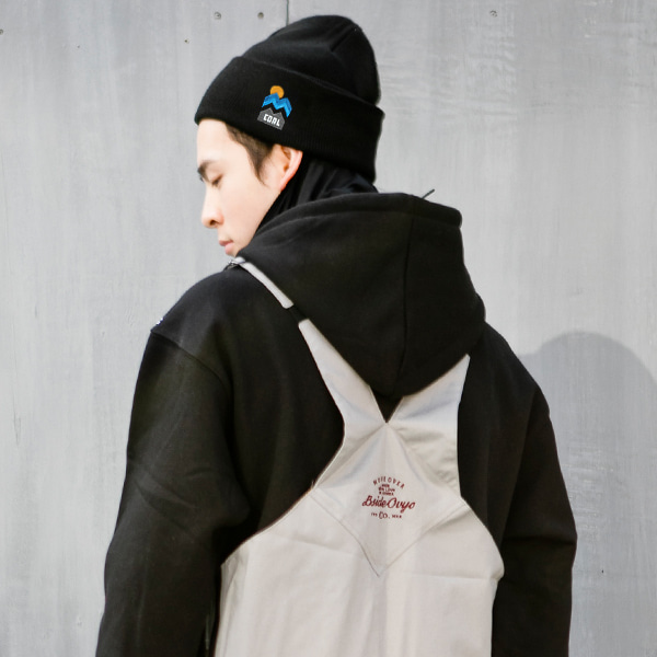 콜 더 도너 비니 #ICA711BK / BLACK1718 COAL THE DONNER BEANIE