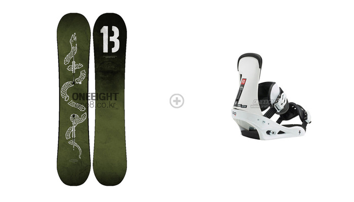 [S486a]데크 : 1819 BURTON DESCENDANT 148 / 152 / 155 / 158 / 160바인딩 : 1718 BURTON FREESTYLE Re:Flex WHITE BLACK1B280300+3B2713WB